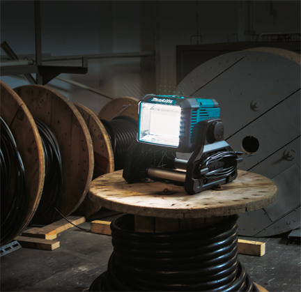 Makita cordless worklight