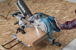 Makita LS0815F miter saw