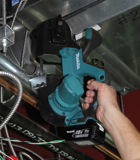 Makita compact band saw