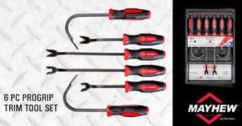 Mayhew 6 piece trim tools