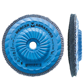 Mercer Trimmable Flap Disc