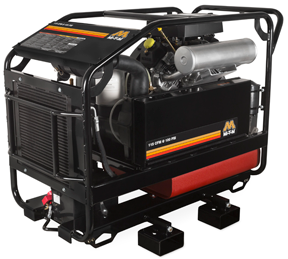 Mi-T-M Rotary Screw Portable Air Compressor