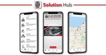 Allied Machine Solution Hub