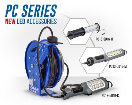PC Series LED accessories