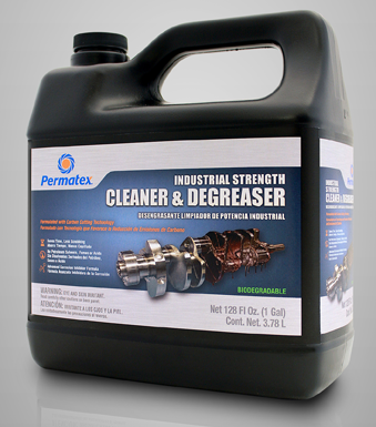 Permatex Industrial Parts Cleaner & Degreaser