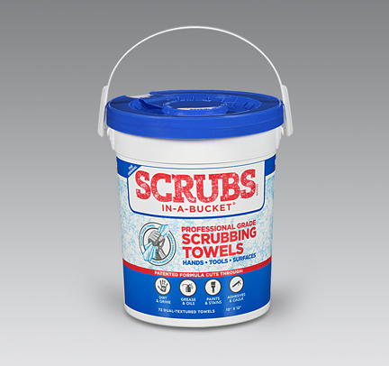 Permatex SCRUBS In-A-Bucket
