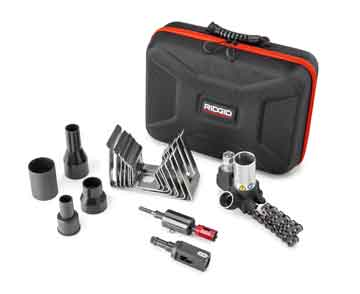 RIDGID Press-In Branch Connector Kit