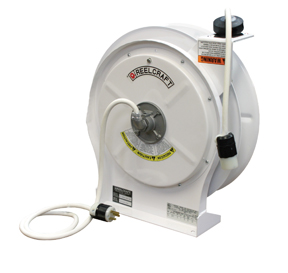 Reelcraft white reels