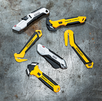 Stanley and Stanley FatMax Safety Knives