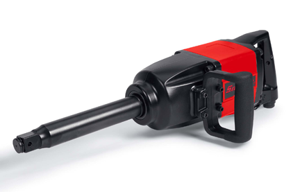 "Snap-on 1"" heavy-duty impact wrench"