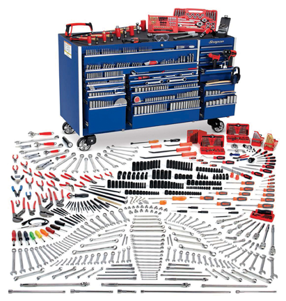 Snap-on Industrial MRO Pro Tool Set
