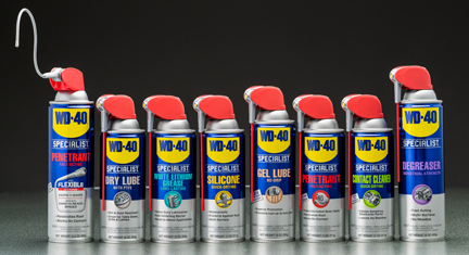 WD-40 Specialist List