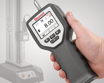 DFC and DFG Series digital  handheld force gages