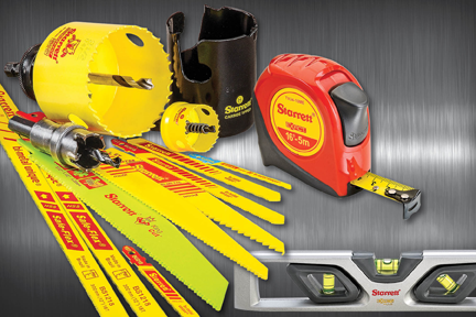 STARRETT jobsite tools