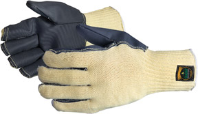 Superior Glove heat protection