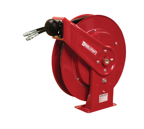 TH hydraulic hose reel