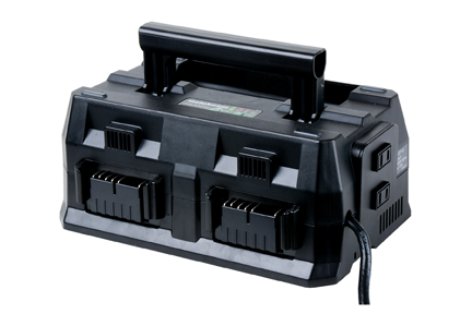 Metabo HPT 4-port battery charger