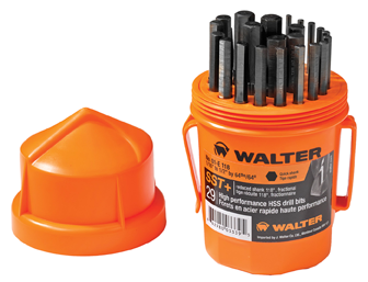Walter Drill Bit Carrying Case
