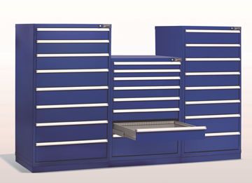 Williams Modular Industrial Storage