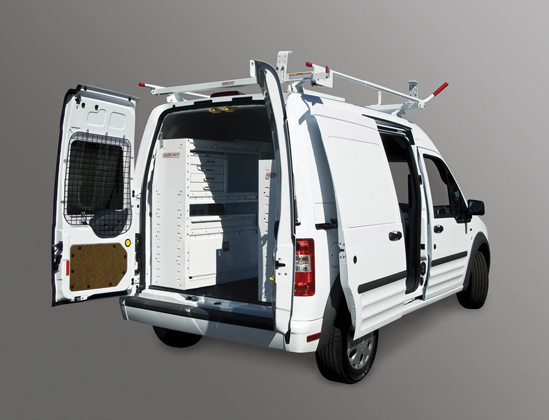 Weather guard van storage