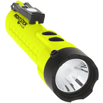 NightStick Dual-Light Flashlight
