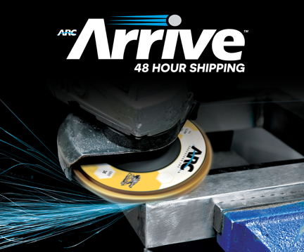 ARC Abrasives products