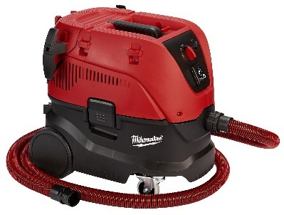 Milwaukee 8-gallon dust extractor