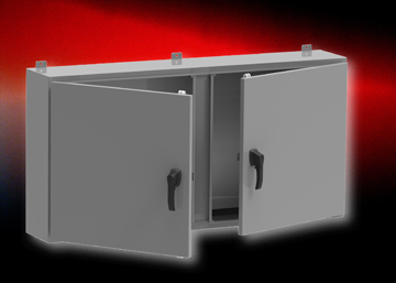 Hammond HN4WM Series wall mount enclosure