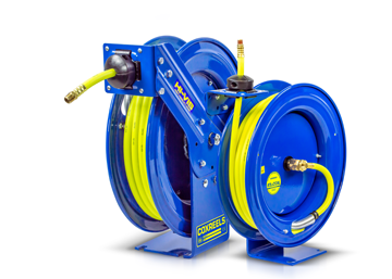 Coxreels High-Visibility Safety Hose Reels