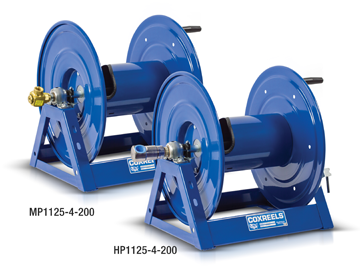 Coxreels upgraded swivel options