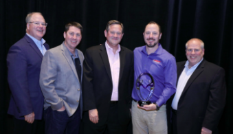 IBT receives AD award