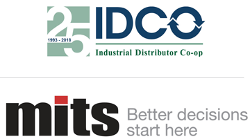 IDCO and MITS logos