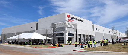 Motion Industries Dallas distribution center