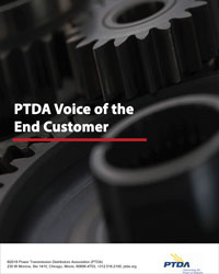 PTDA Voice of the End Customer