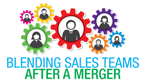 Blending sales teams
