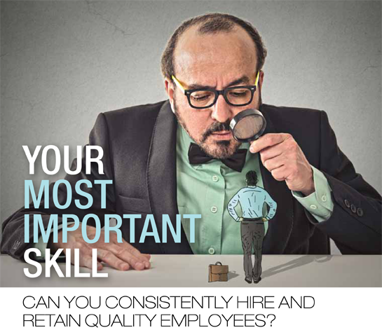 Your most important skill