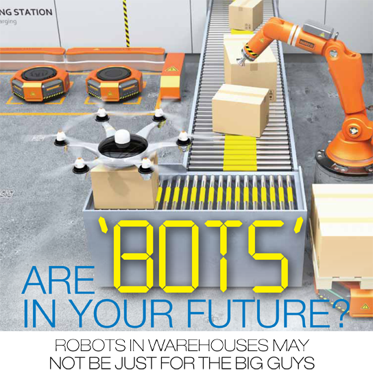Are bots in your future?