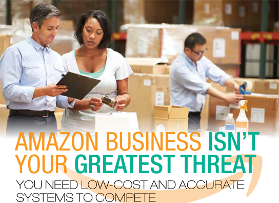 Amazon isn't your greatest threat