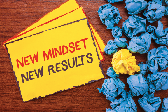 New mindsets. New results.
