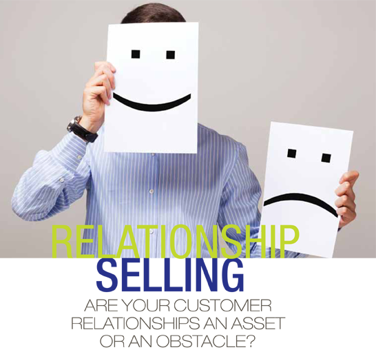 Relationship selling