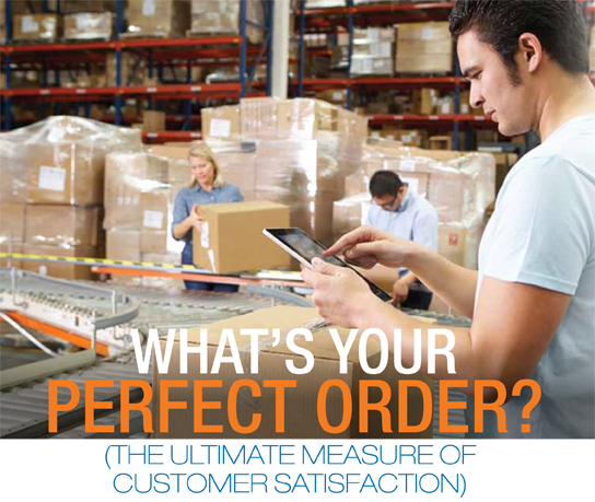 What's your perfect order?