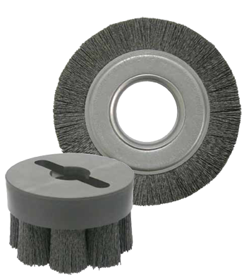 Weiler Shell Mill Holder Disc Brushes