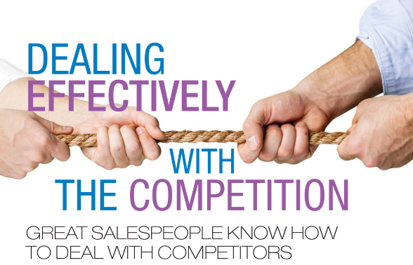 Dealing effectively with the competition