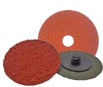 Gemtex ceramic resin fibre disc