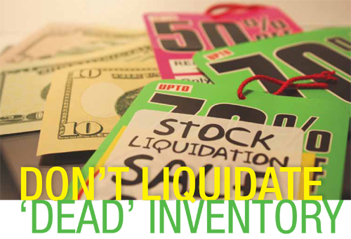 Liquidating stocks definitions
