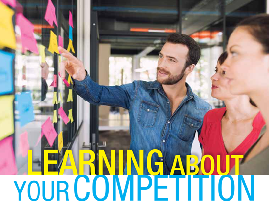 Learning about competition