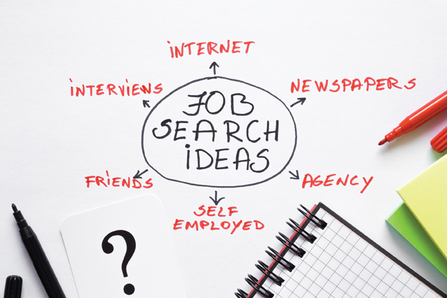 job search ideas