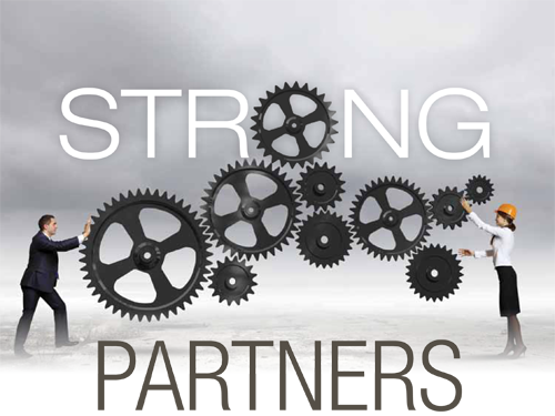 Strong partners