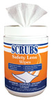 SCRUBS Safety Lens Wipes