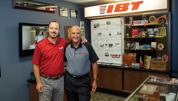 Jeff Cloud and Steve Cloud, IBT Industrial Solutions